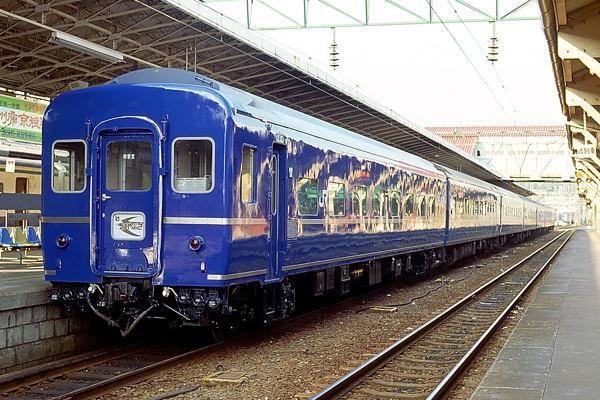 Kano鉄道局 24系客車