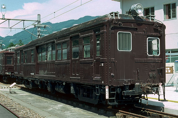 Kano鉄道局 旧国・事業用車